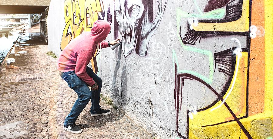 Graffiti Removal Service NJ